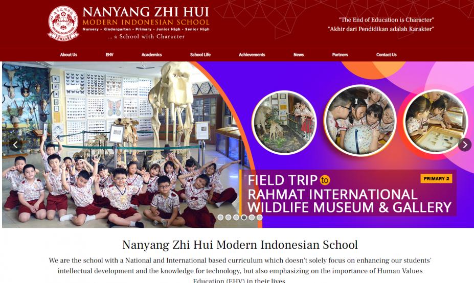 biiiz.com - Nanyang Zhi Hui School